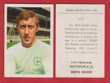 Tottenham Hotspur Martin Chivers England 273